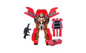 Jucarie Transformers 2in1, masina si