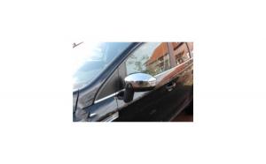 Ornamente pentru oglinda cromate din inox Ford S-max 2006-2014