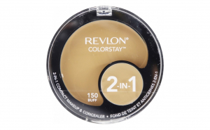 Fond de ten compact si corector Revlon Colorstay 2in1 115 Buff