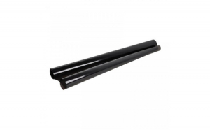 Folie geam 0.75x3 m light black 4695,