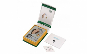 Aparat auditiv Axon X-168, retroauricular, 2 dopuri silicon