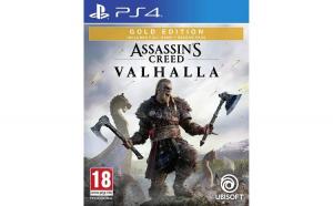 Joc ASSASSINS CREED VALHALLA GOLD EDITION pentru PlayStation 4