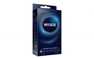 Prezervativ MY SIZE 47 mm, 10 buc