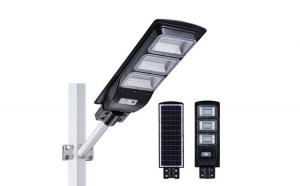 Lampa stradala SOLARA 120W, telecomanda