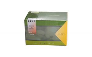 Instalatie de Craciun Premium Flippy® Tip Perdea cu Flash 8 m / 1m 360 LED-uri Alb Rece 2099W Interconectabila