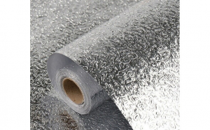 Autocolant aluminiu pentru bucatarie