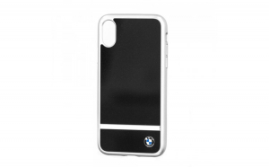 Husa hardcase BMW BMHCPXASBK iPhone X black
