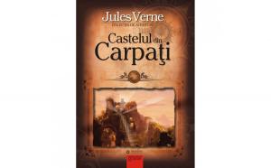 Castelul din Carpati autor Jules Verne