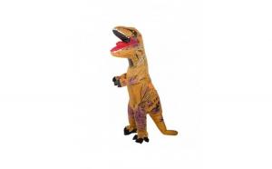 Costum gonflabil, model dinozaur din
