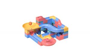 Set blocuri constructie pentru copii,