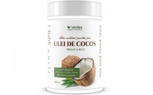 Set de 3 uleiuri naturale: Ulei de cocos BIO 250 ml + Ulei de ricin 100 ml + Ulei de argan 50 ml Black Friday Romania 2017
