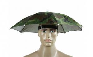 Umbrela pentru cap