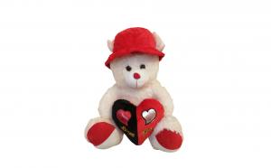 Ursulet plus cu inimioara