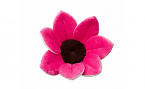 Perna pentru cada pentru bebelusi, forma de floare, Aexya, roz