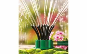 Aspersor multifunctional sprinkler