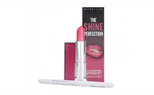 Kit Buze Maybelline The Shine Perfection