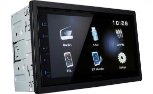 Kenwood dmx-110bt media player 2din de 6.8″ cu usb/bluetooth