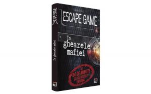 Escape game - In ghiarele mafiei