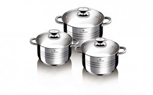 Set de gatit Jumbo 6pcs - Linie Gourmet