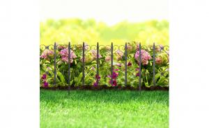 Bordura pat de flori  gard - 61 x 30 - N