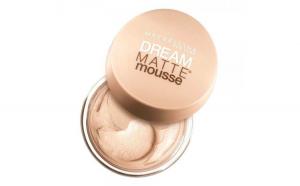 Fond De Ten MAYBELLINE DREAM MATTE MOUSSE 012 Fair Ivory, 18 ml