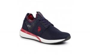 Pantofi sport barbati U.S. POLO ASSN. Tevez2 FELIX4048S8/MY3-DKBL