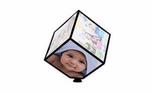 Cub foto rotativ: 6 fotografii