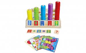 Puzzle educativ Montessori