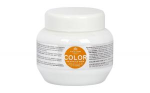 Kallos KJMN Color mască de păr cu ulei
