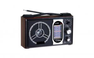 Radio portabil LT-2008, 11 benzi, model
