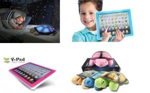 Broscuta proiector+ Tableta educativa
