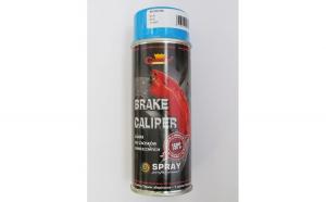 Spray vopsea pentru Etrieri Rezistent Termic Albastru +150C 400ml Profesional