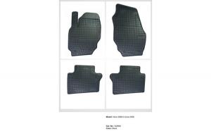 Covoare cauciuc VOLVO V70 III 2011-> (