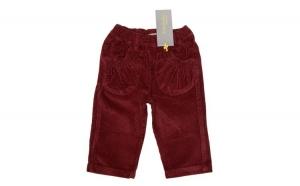 Pantaloni bebelusi , Corduroy,, Haine pentru copii