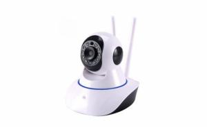 Camera IP rotativa WIFI HD 1.0MP 720P, difuzor si vedere noaptea