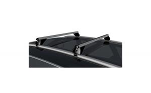 Set bare portbagaj aluminiu RENAULT Megane IV 2016-prezent Combi / Caravan SHD AUTO