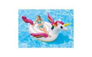 Saltea gonflabila Unicorn Intex, Promotii racoritoare, Plaja