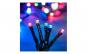 Instalatie 100 led-uri lumina multicolora lungime 6.7m