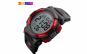 Ceas Top Sport Subacvactic SKMEI 1258 WR50M, 3 culori, Functii Multiple