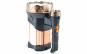 Lanterna Led Profesionala Lumina Alb/albastra Td-t18