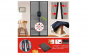 Perdea magnetica anti insecte pentru usa