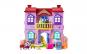 Peppa Pig Vila cu doua etaje si 6 figurine