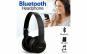 Casti wireless L-P47 Negru cu Bluetooth