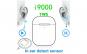 Casti i9000 TWS AIR 2 Techstar®