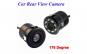 Camera Auto Marsarier cu Vedere Retrovizoare Techstar® IR  4 LED-uri  Vizionare Nocturna  Unghi 170°  Waterproof