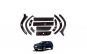 Kit protectii de aripi si usi compatibil Duster 2010-->2013 - Pachet Complet