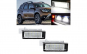 Set Lampi iluminare numar Dacia Duster