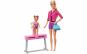 Set de joaca Mattel Barbie, Cursul de Gimnastica