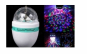 Set 2 becuri disco led - Lampa rotativa - cristal ball