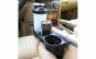 Organizator masina cu suport pentru pahare
